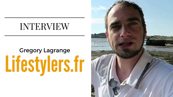Interview Gregory Lagrange Liefstylers